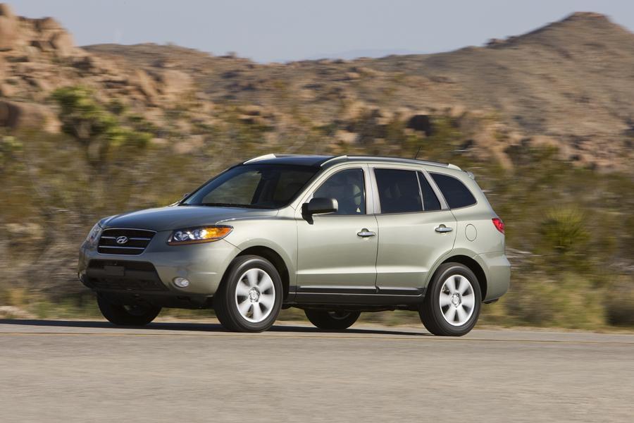 2009 Hyundai Santa Fe Reviews Specs And Prices Cars Com