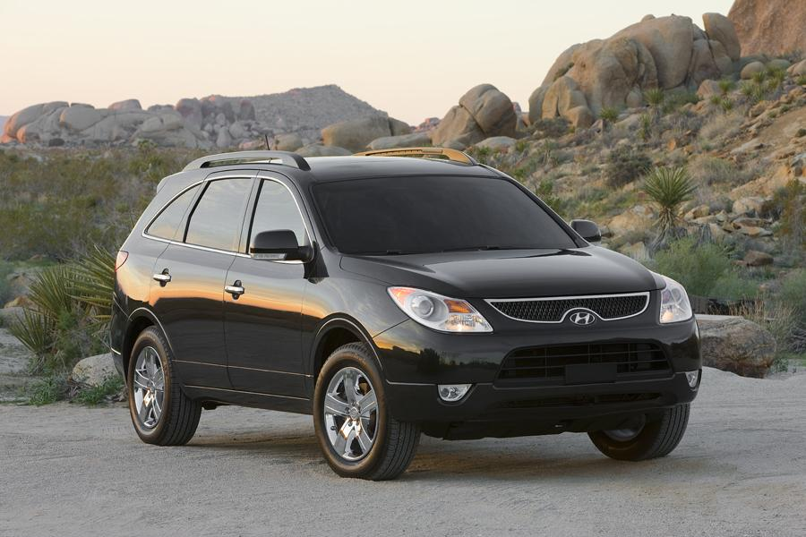 2009 Hyundai Veracruz Reviews Specs And Prices Cars Com