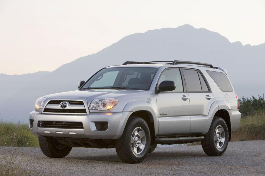 2009 Toyota 4runner Reviews Specs And Prices Cars Com