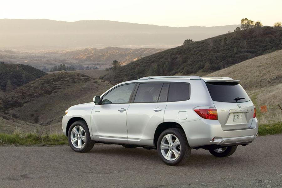 2009 toyota highlander reviews specs and prices. Black Bedroom Furniture Sets. Home Design Ideas