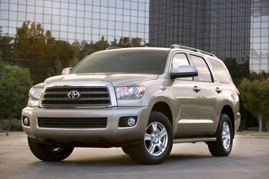 2009 toyota sequoia reviews specs and prices. Black Bedroom Furniture Sets. Home Design Ideas
