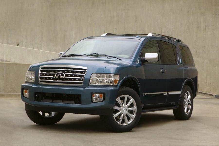 2009 infiniti qx56 reviews specs and prices. Black Bedroom Furniture Sets. Home Design Ideas