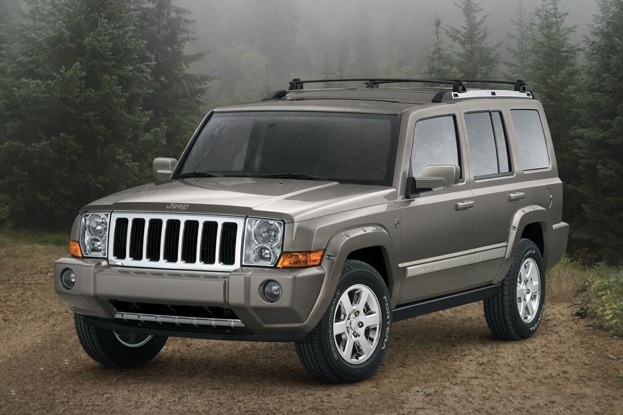 2009 jeep commander reviews specs and prices. Black Bedroom Furniture Sets. Home Design Ideas