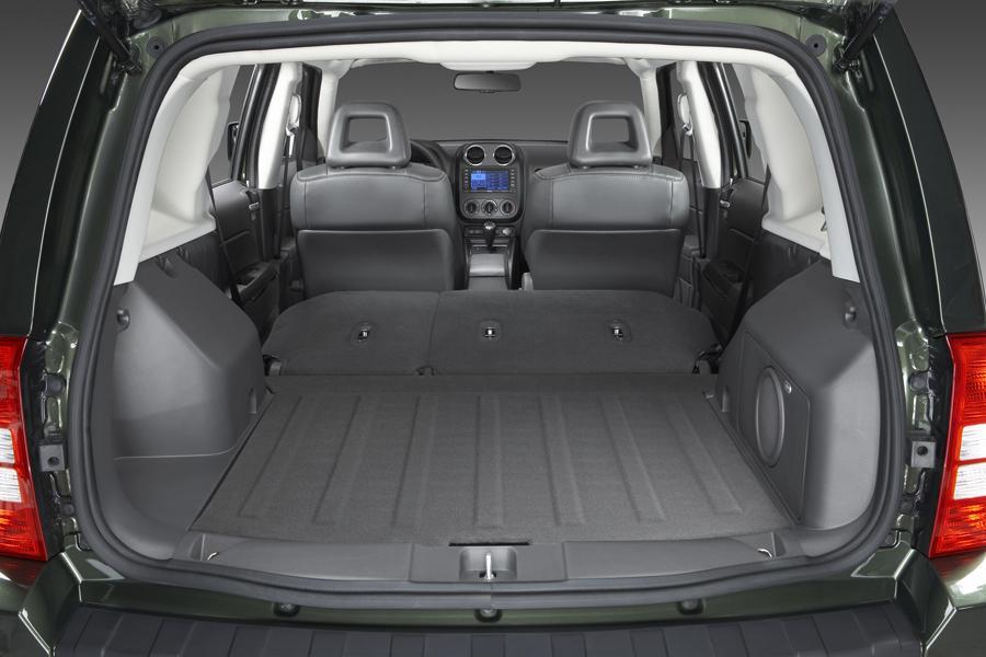 2009 Jeep Patriot Reviews Specs And Prices Cars Com