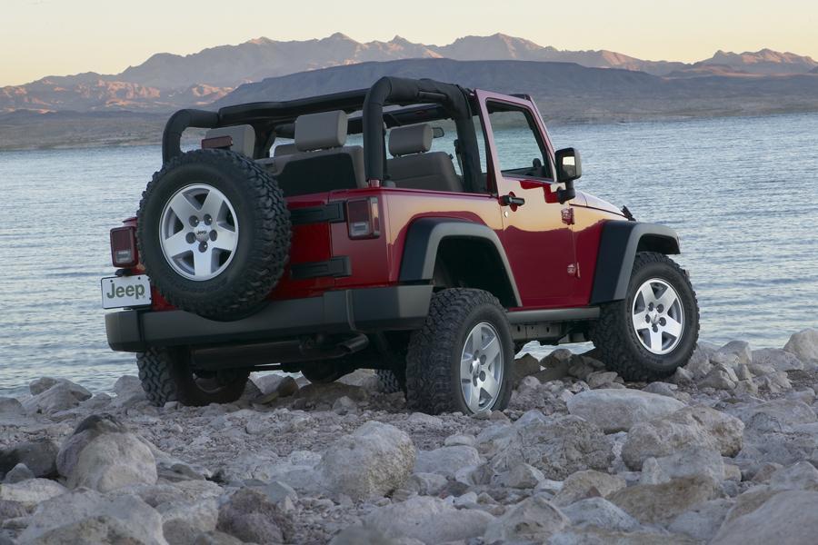 2009 Jeep Wrangler Reviews Specs And Prices Cars Com