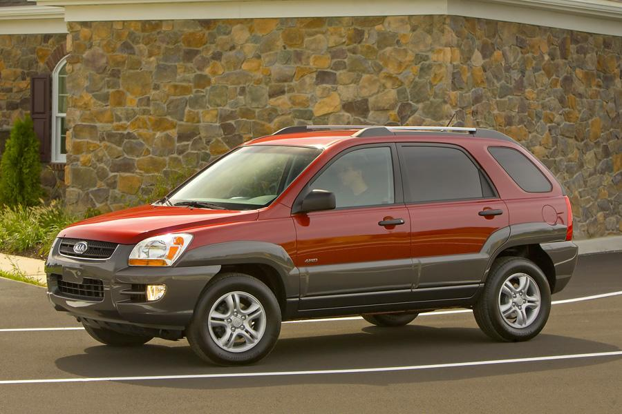 2009 Kia Sportage Reviews, Specs and Prices | Cars.com