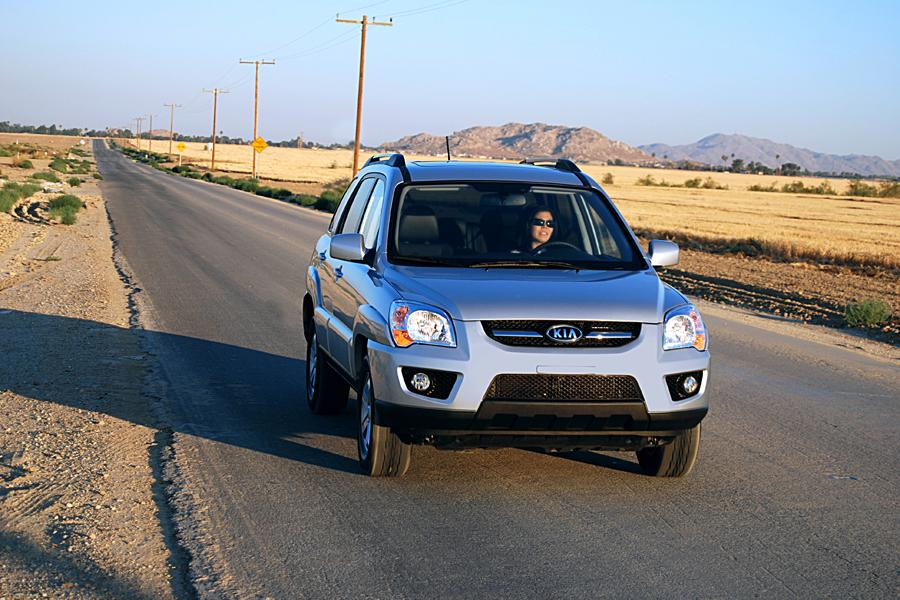 2009 kia sportage reviews specs and prices. Black Bedroom Furniture Sets. Home Design Ideas
