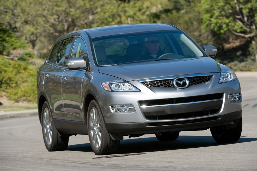 2009 mazda cx 9 reviews specs and prices. Black Bedroom Furniture Sets. Home Design Ideas