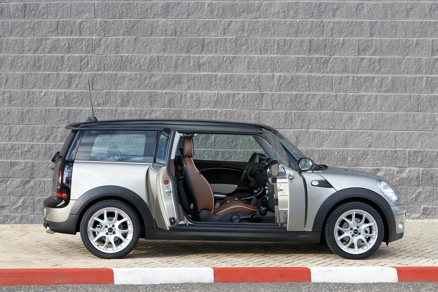 2009 mini cooper clubman reviews specs and prices. Black Bedroom Furniture Sets. Home Design Ideas