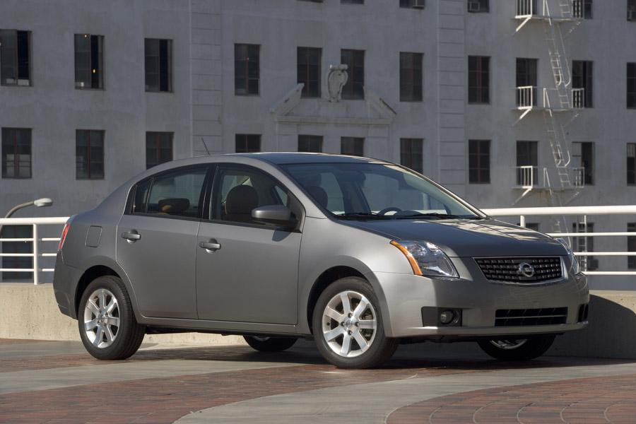 2009 Nissan Sentra Specs Pictures Trims Colors Cars Com