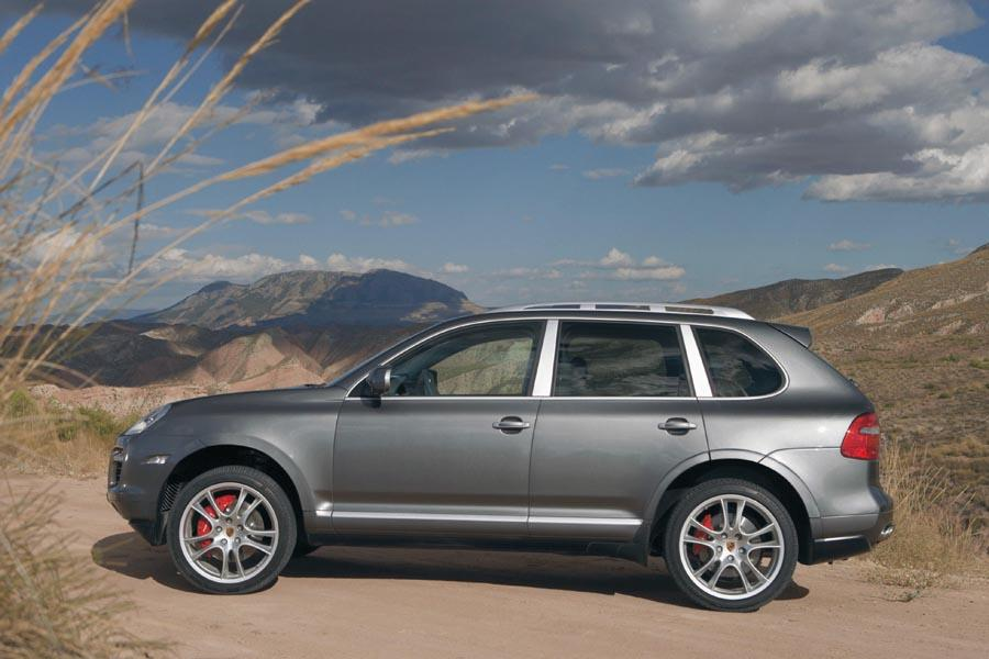 2009 Porsche Cayenne Reviews Specs And Prices Cars Com