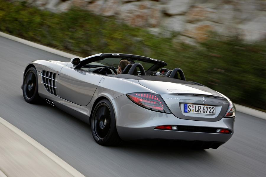 Mercedes Benz Slr Mclaren Convertible Models Price Specs