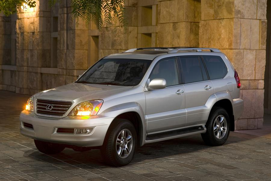 lexus gx 470 reviews specs and prices. Black Bedroom Furniture Sets. Home Design Ideas