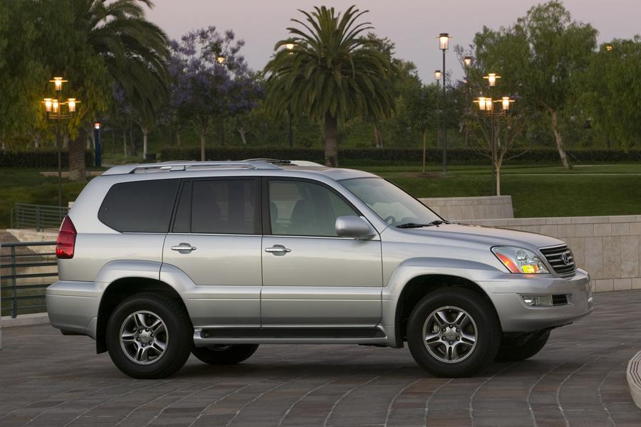 2009 lexus gx 470 reviews specs and prices. Black Bedroom Furniture Sets. Home Design Ideas