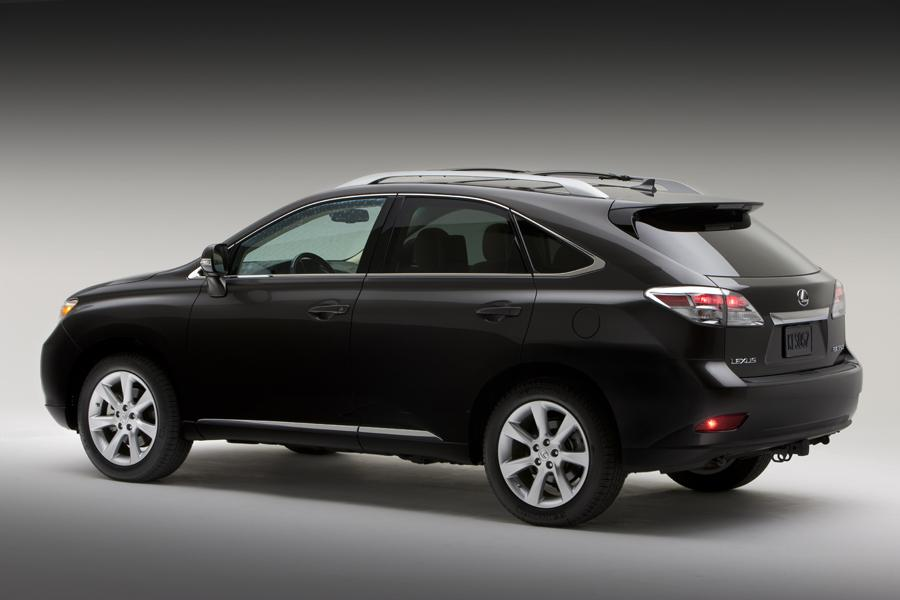 2010 Lexus Rx 350 Specs Pictures Trims Colors