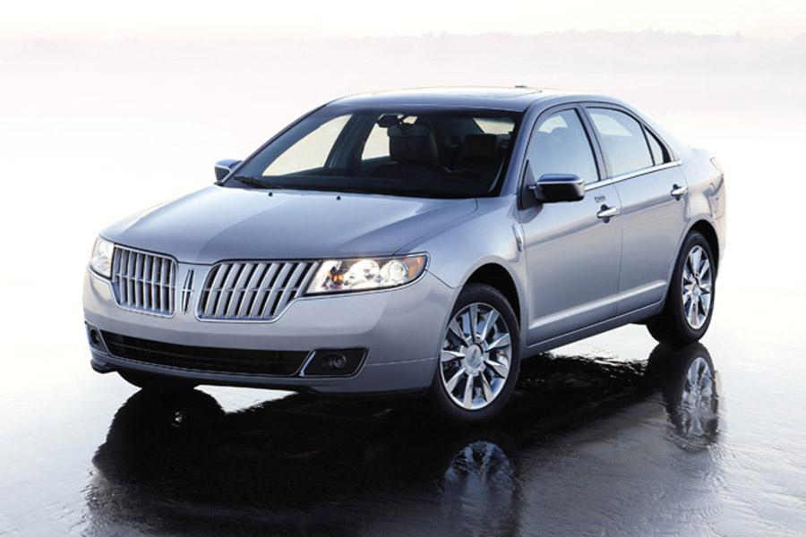2010 lincoln mkz reviews specs and prices. Black Bedroom Furniture Sets. Home Design Ideas
