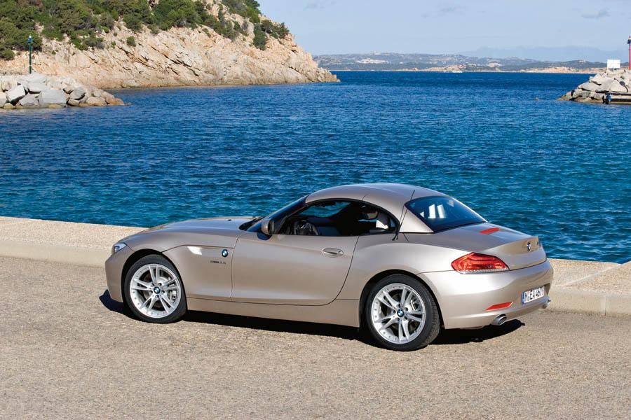 2009 Bmw Z4 Reviews Specs And Prices Cars Com