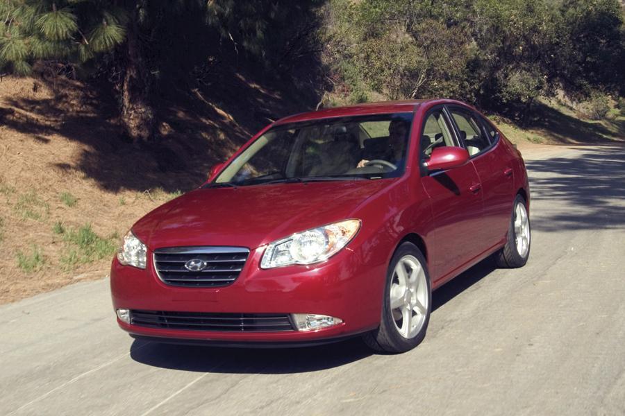 2009 Hyundai Elantra Reviews Specs And Prices Cars Com