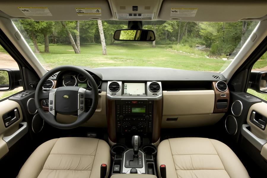 2009 Land Rover Lr3 Reviews Specs And Prices Cars Com