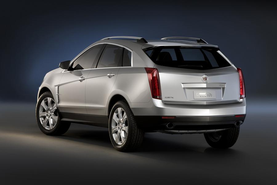 2010 Cadillac SRX Specs Pictures Trims Colors  Carscom