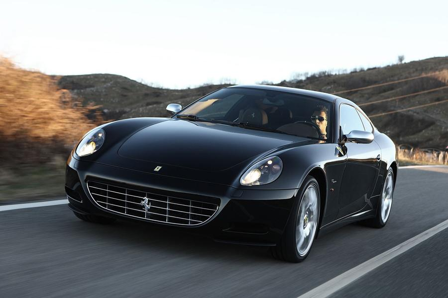 2009 ferrari 612 scaglietti reviews specs and prices. Black Bedroom Furniture Sets. Home Design Ideas