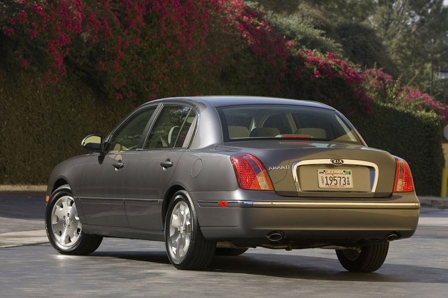 2009 Kia Amanti Reviews Specs And Prices Cars Com