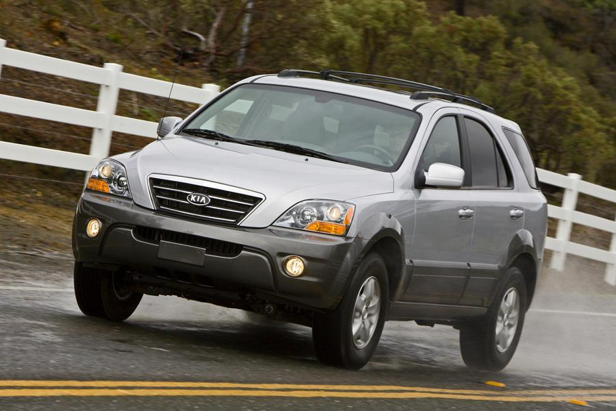 2009 kia sorento reviews specs and prices. Black Bedroom Furniture Sets. Home Design Ideas