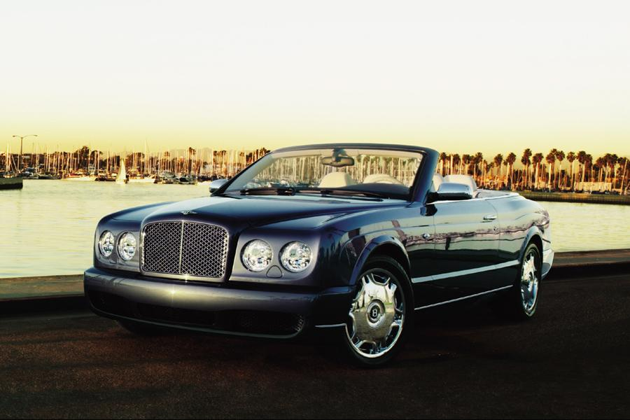 2009 bentley azure reviews specs and prices cars com