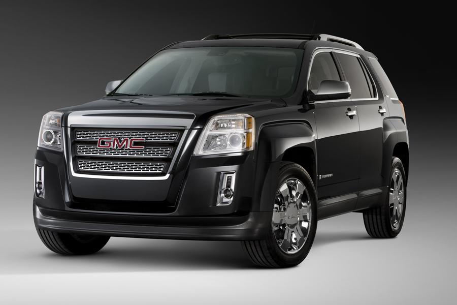 2010 gmc terrain reviews specs and prices. Black Bedroom Furniture Sets. Home Design Ideas