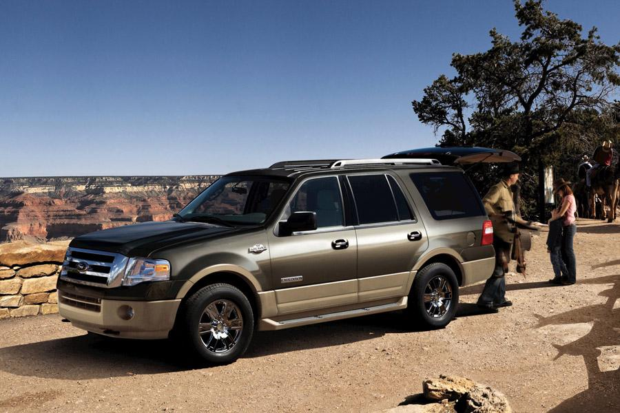 2010 Ford Expedition Reviews  Specs And Prices