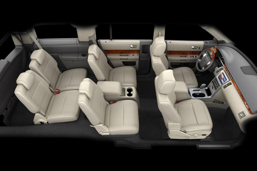 2010 Ford Flex Reviews Specs And Prices Cars Com