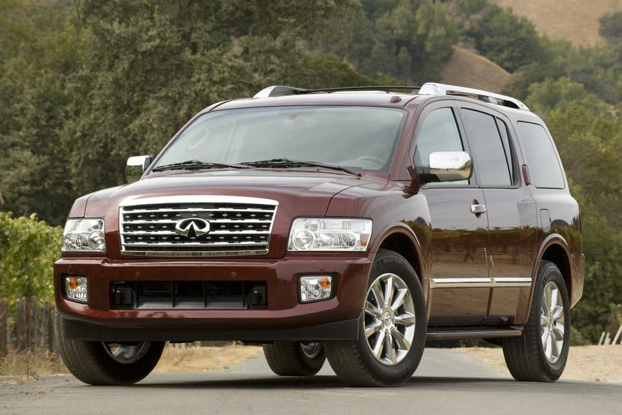 2010 infiniti qx56 reviews specs and prices. Black Bedroom Furniture Sets. Home Design Ideas
