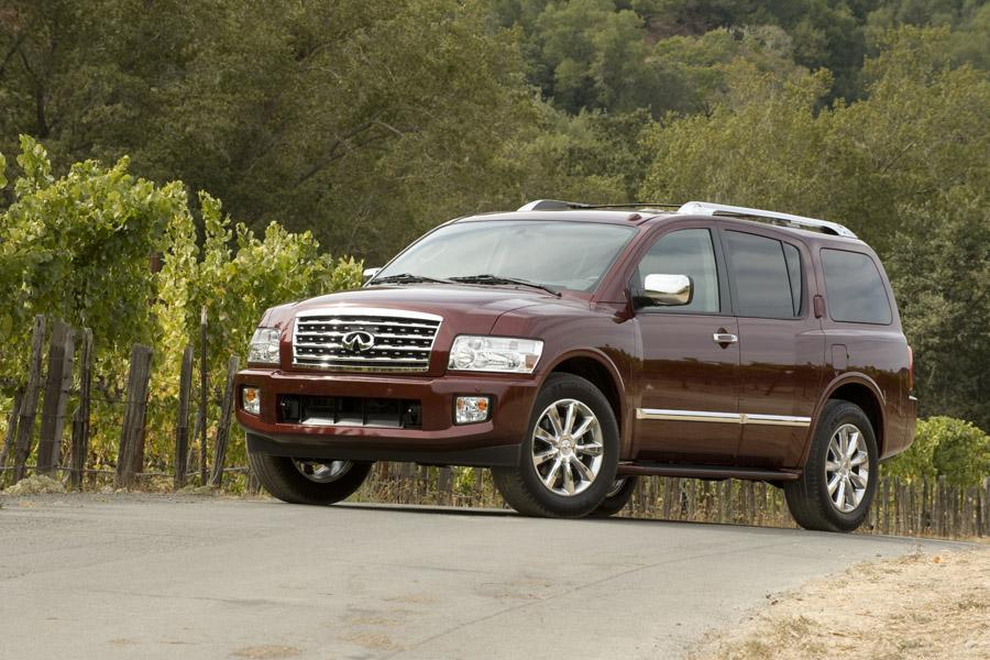 2010 INFINITI QX56 Reviews, Specs and Prices | Cars.com