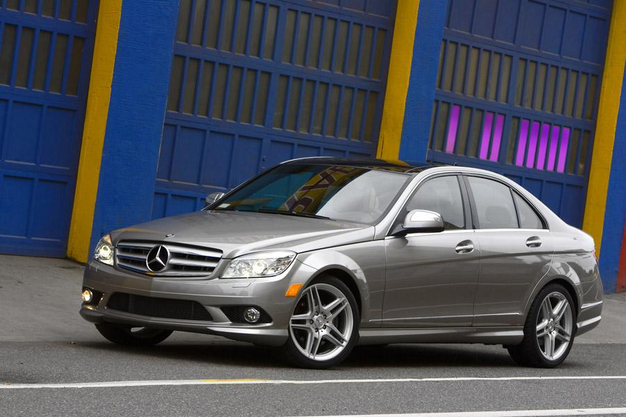 2010 mercedes benz c class reviews specs and prices for Mercedes benz c350 2010