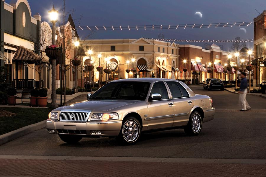 2010 Mercury Grand Marquis Reviews  Specs And Prices