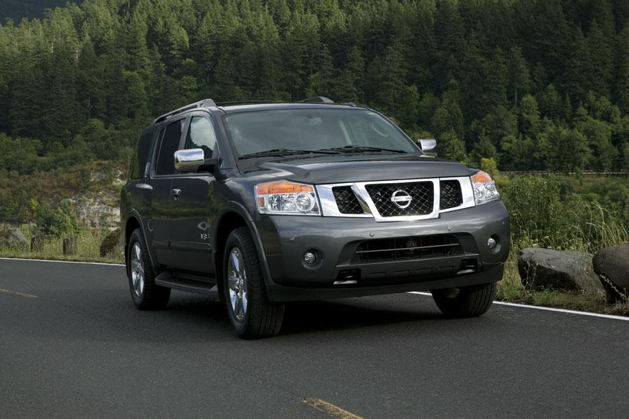 2010 nissan armada reviews specs and prices. Black Bedroom Furniture Sets. Home Design Ideas