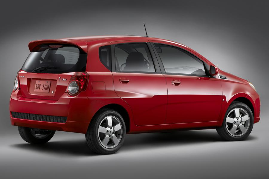 2010 Chevrolet Aveo Reviews Specs And Prices Cars Com