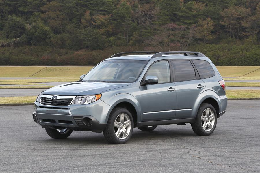 2006 Honda Cr V >> 2010 Subaru Forester Reviews, Specs and Prices | Cars.com
