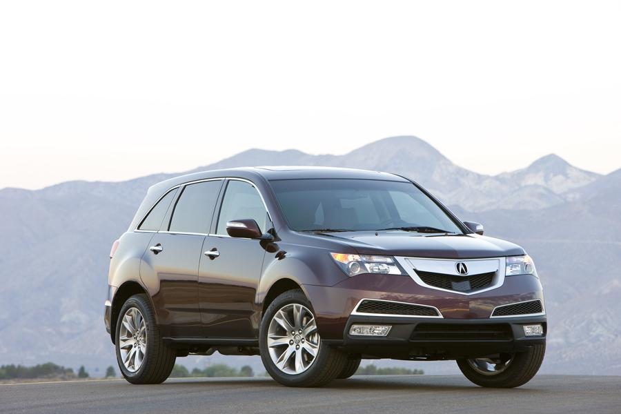 2010 acura mdx reviews specs and prices. Black Bedroom Furniture Sets. Home Design Ideas