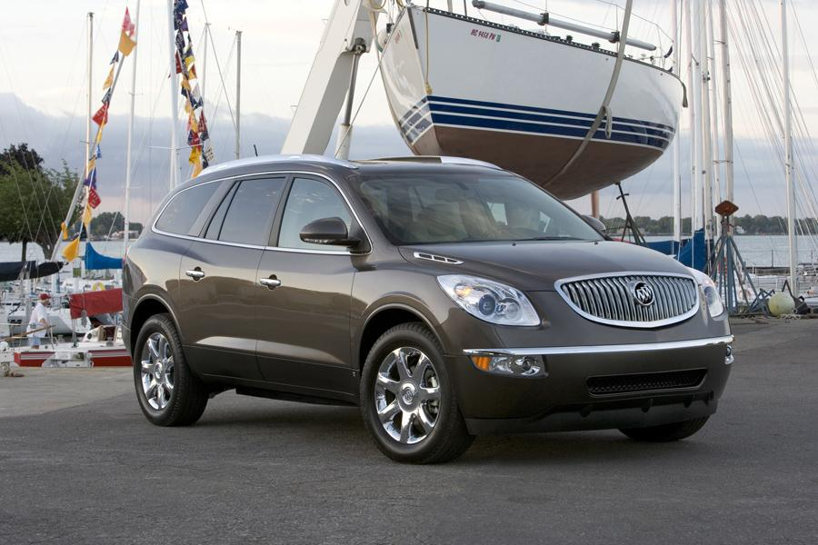 2010 buick enclave reviews specs and prices. Black Bedroom Furniture Sets. Home Design Ideas