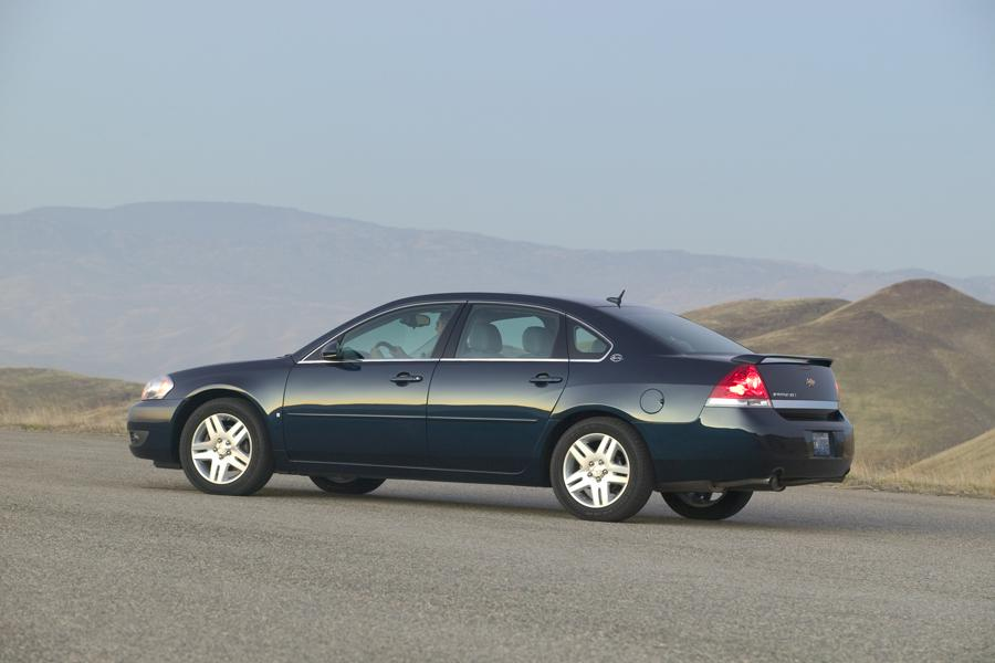 2010 Chevrolet Impala Reviews Specs And Prices Cars Com