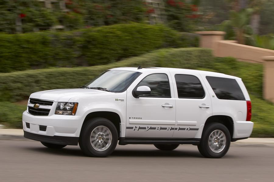 2010 chevrolet tahoe hybrid reviews specs and prices. Black Bedroom Furniture Sets. Home Design Ideas