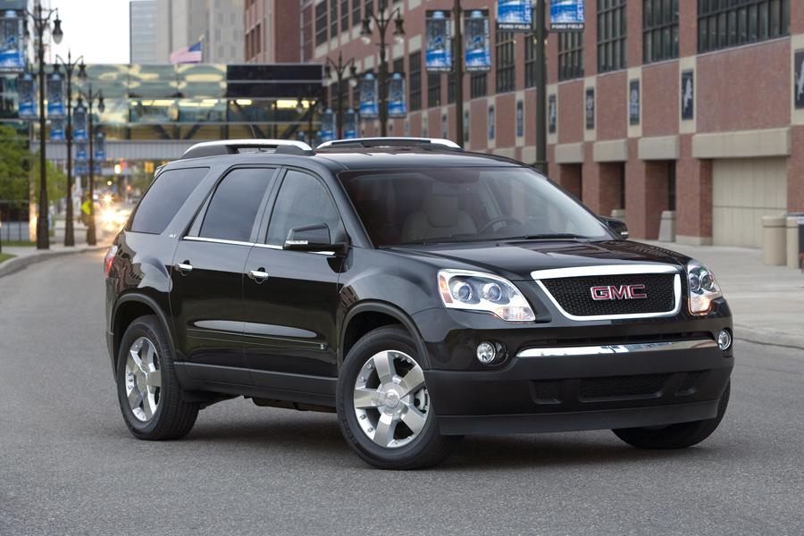 Buick Enclave For Sale >> 2010 GMC Acadia Reviews, Specs and Prices | Cars.com