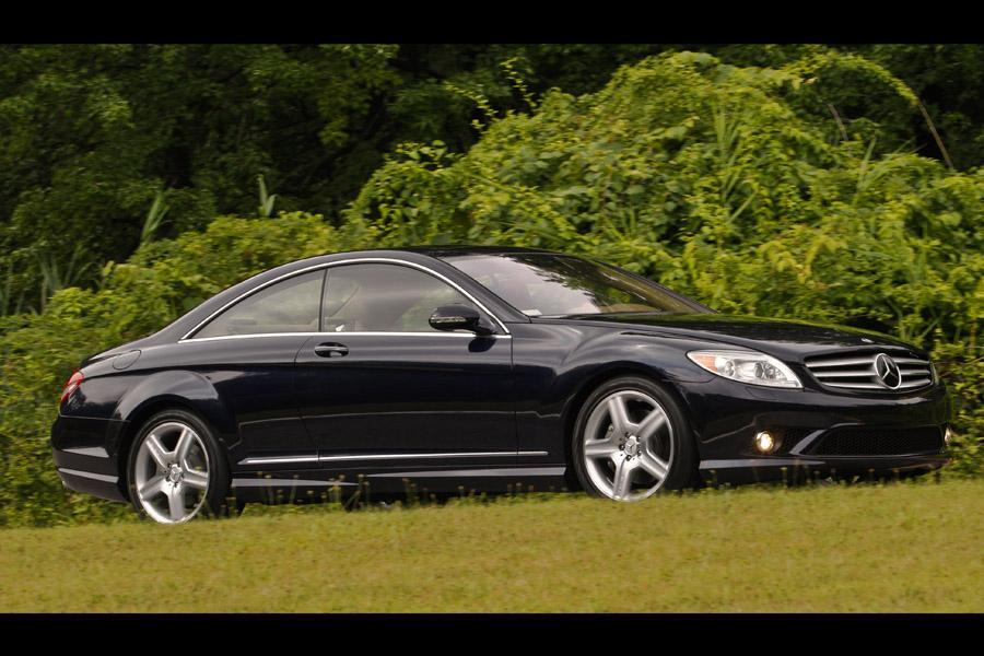 2010 mercedes benz cl class reviews specs and prices for Mercedes benz cl600 price