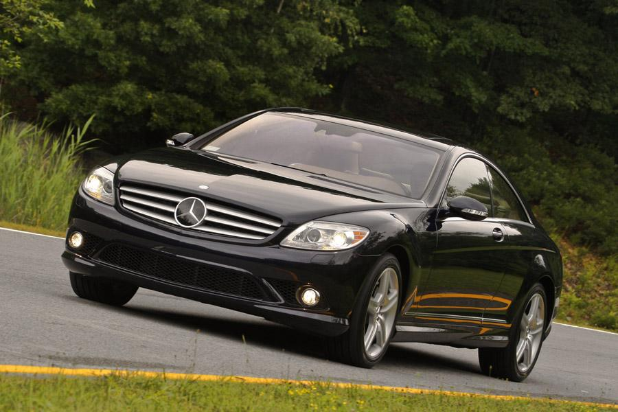 2010 mercedes benz cl class reviews specs and prices for Mercedes benz 2010 price