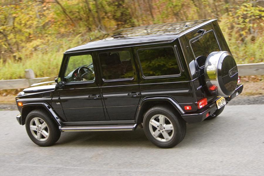 2010 mercedes benz g class reviews specs and prices. Black Bedroom Furniture Sets. Home Design Ideas