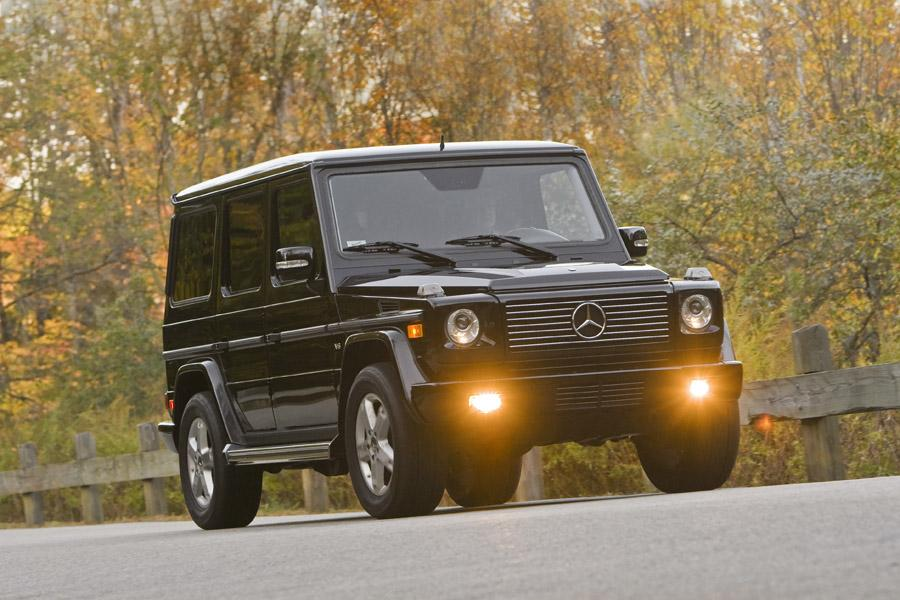 2010 mercedes benz g class reviews specs and prices for Mercedes benz g500 price