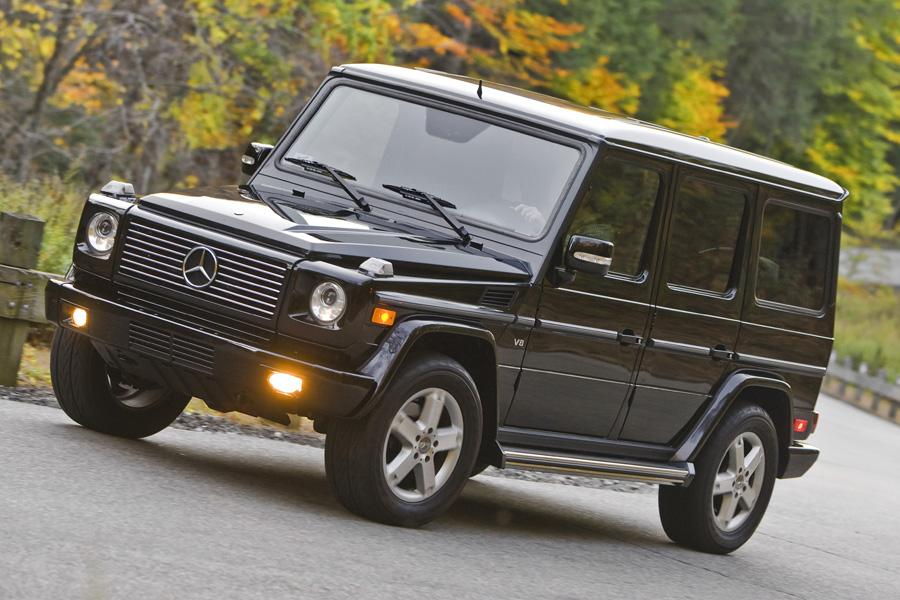 2010 mercedes benz g class reviews specs and prices for Mercedes benz g class 2010