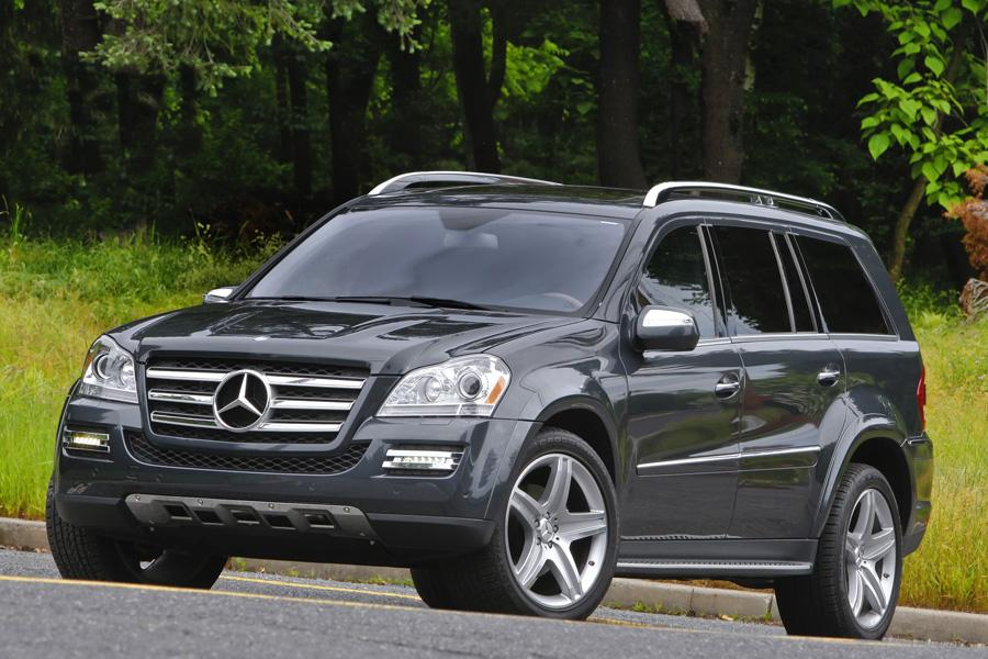 2010 Mercedes Benz Gl Class Reviews Specs And Prices