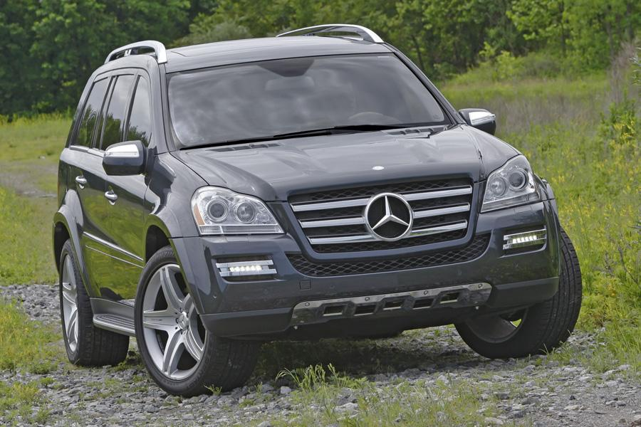 2010 mercedes benz gl class reviews specs and prices for Mercedes benz gl 2010